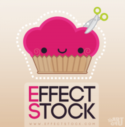 Poster Effect Stock